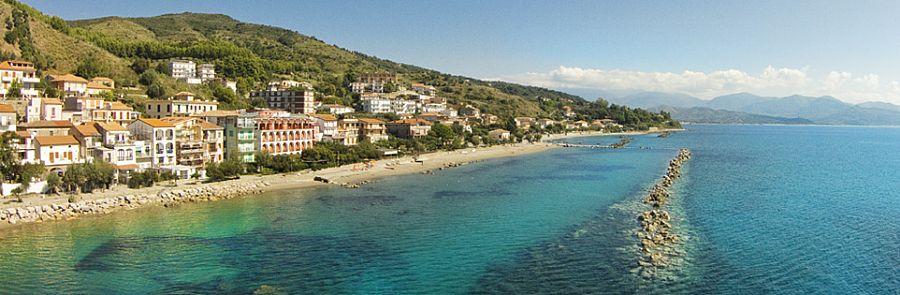Pioppi Beaches
